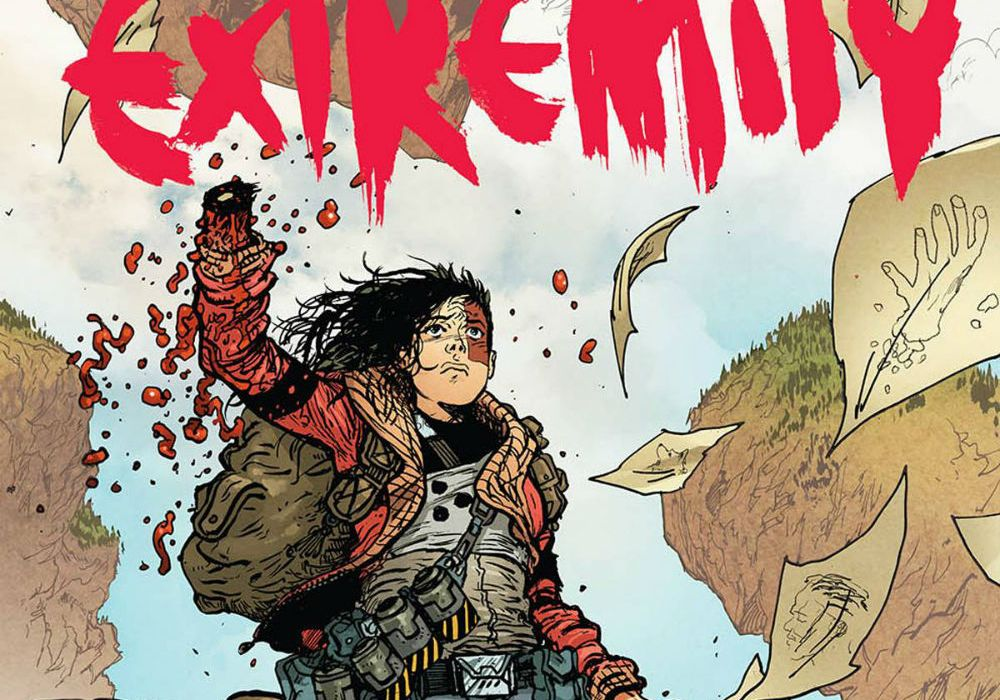Extremity 1 cover - cropped