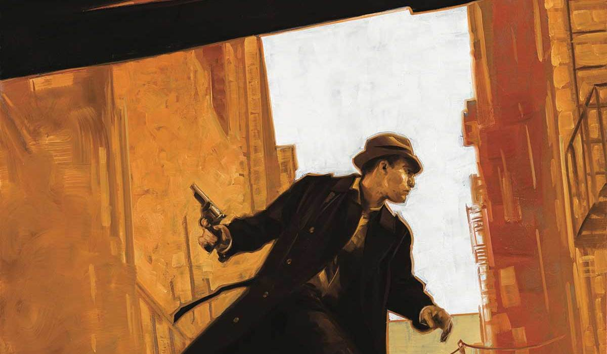 Feature: Joe Golem, Occult Detective: The Outer Dark #1