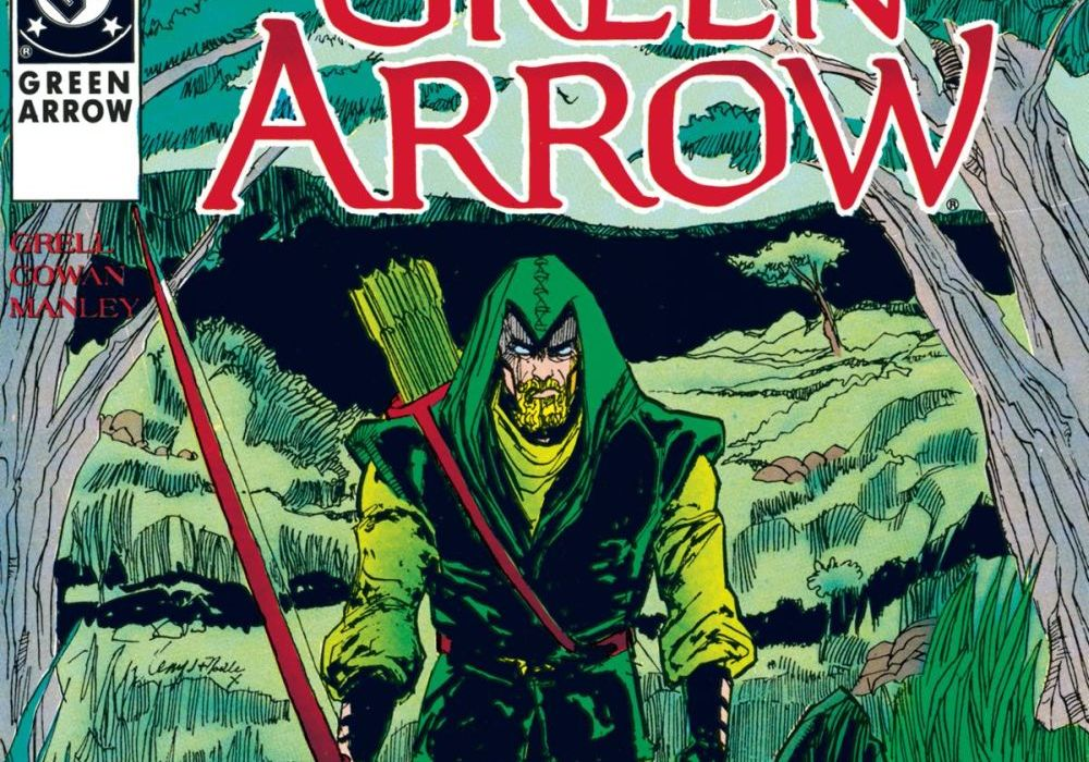 Green Arrow Mike Grell Featured