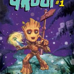 I am Groot #1 Featured