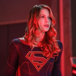 Supergirl The Martian Chronicles