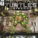 "Exclusive Preview: ""TMNT Universe"" #7"
