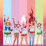"""Zodiac Starforce: Cries of the Fire Prince"" #1"