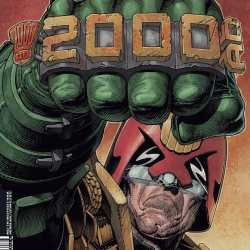 2000AD Prog 2023 Cover Featured Image