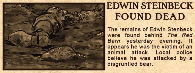 Edwin Dead