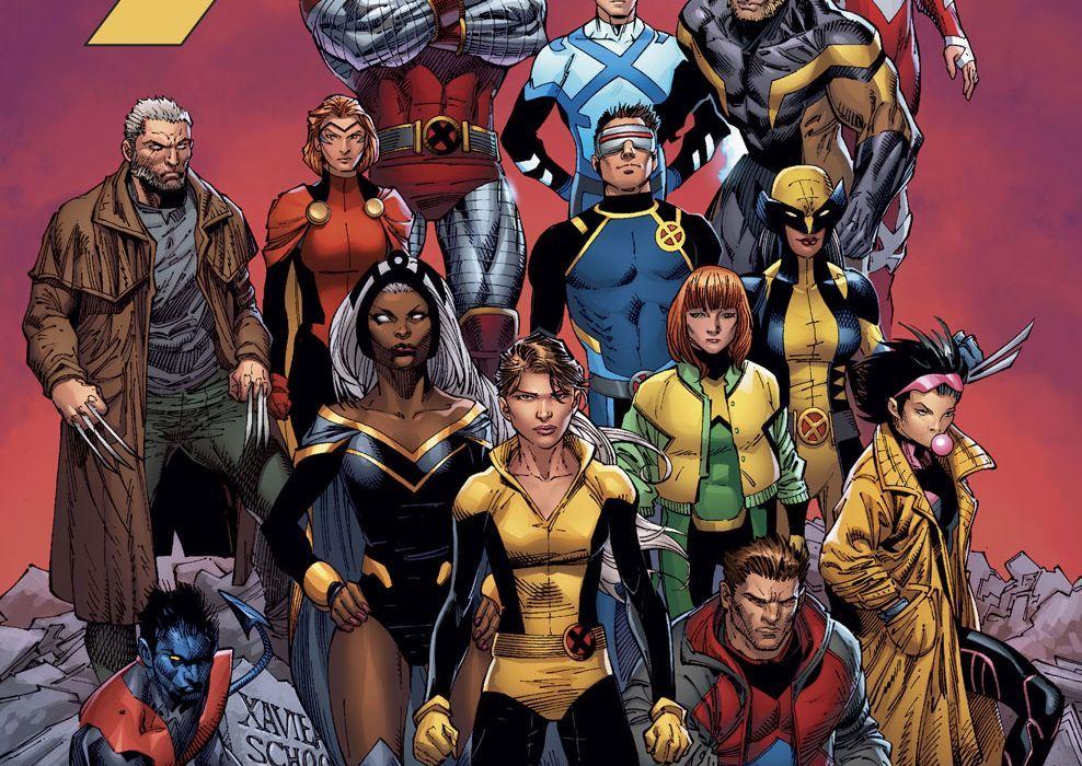 X-Men Prime 1 Featured
