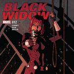 """Black Widow #12"""