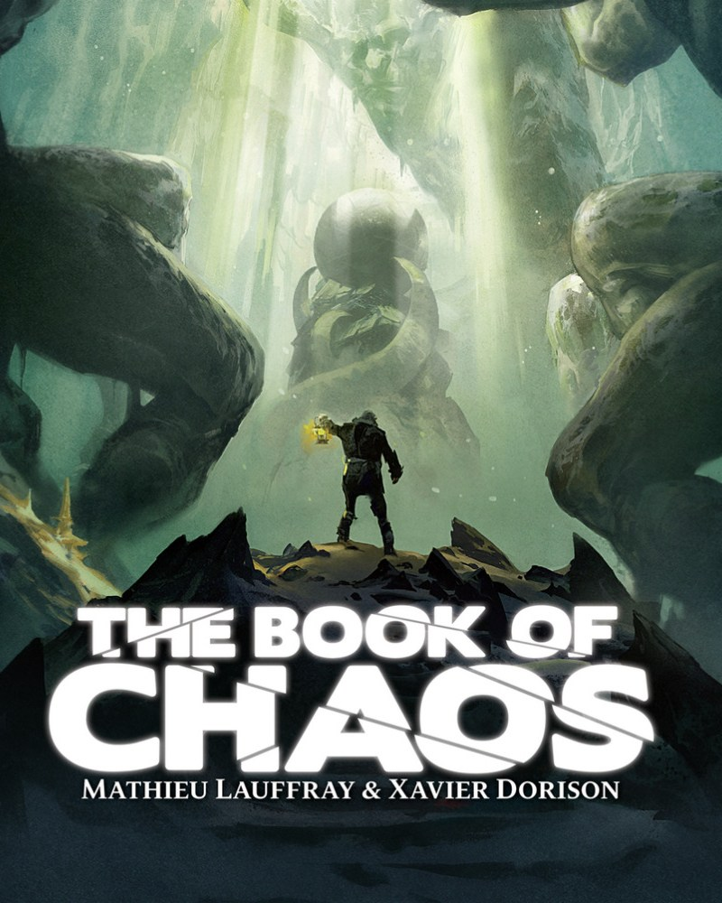 Book of Chaos Deluxe Edition Featured