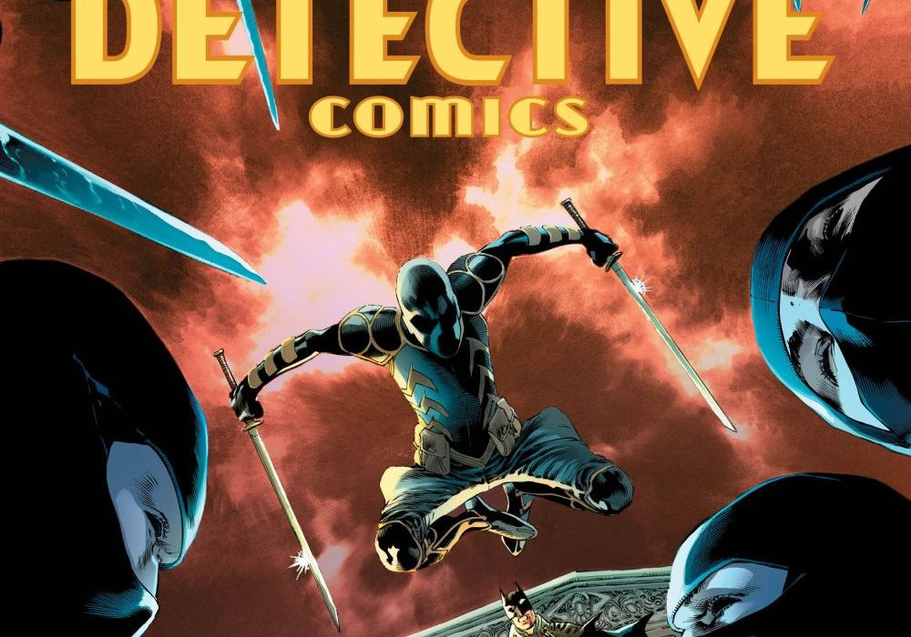 Detective Comics 955 Featured
