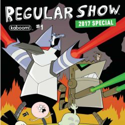 Regular Show 2017 Special featured