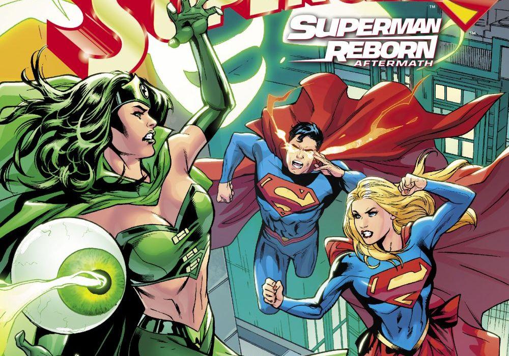 Supergirl 8 Featured