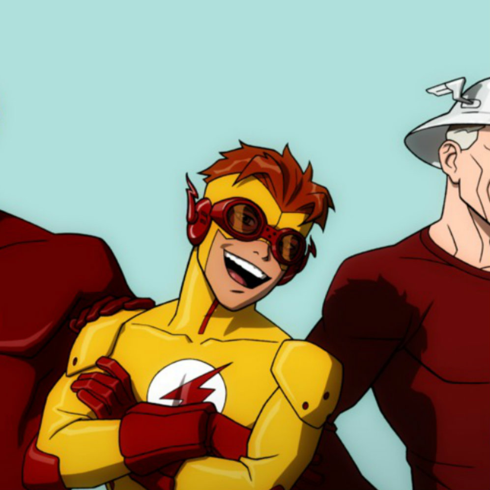 The life and times of wally west multiversity comics altavistaventures Choice Image