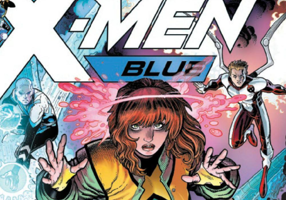 x-men blue #1 featured
