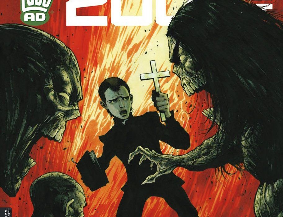2000 AD Prog 2033 Featured