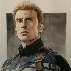 Captain America Paolo Rivera