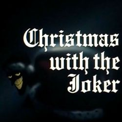 Christmas with the Joker Square