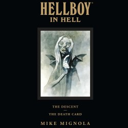 Feature: Hellboy in Hell (library edition)