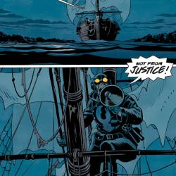 Feature: Lobster Johnson: The Pirate's Ghost #3