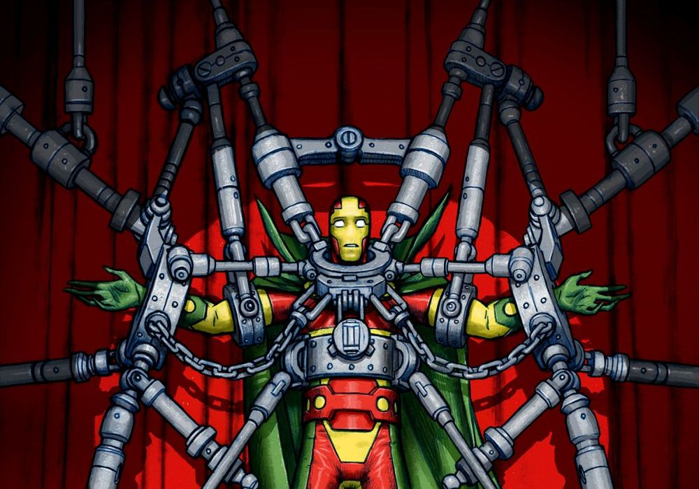 Mister Miracle #1 Featured