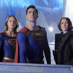 Supergirl Nevertheless She Persisted
