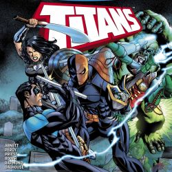 Titans #11 Featured