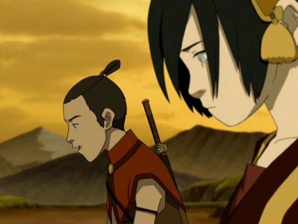 Avatar the last airbender katara tied up agree