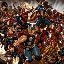 Marvel Legacy Announcements Square