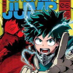 Weekly Shonen Jump 6-26-17 Featured