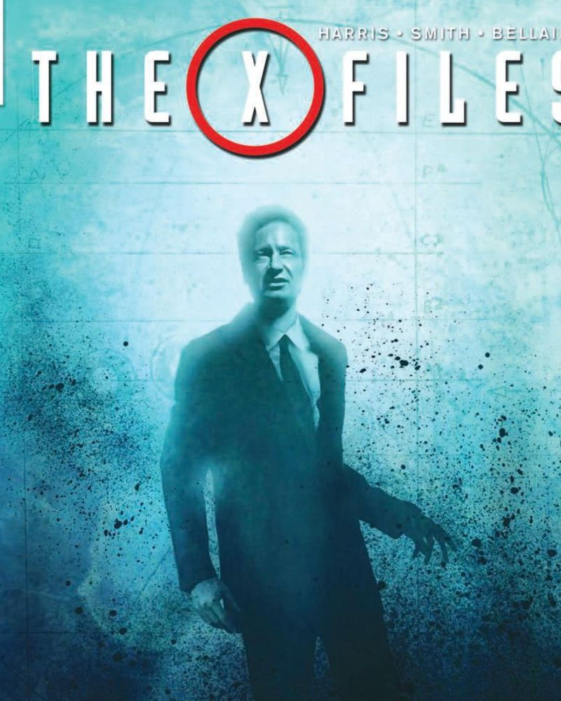 X-Files #15 Featured