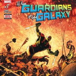 All New Guardians of the Galaxy 7 Featured