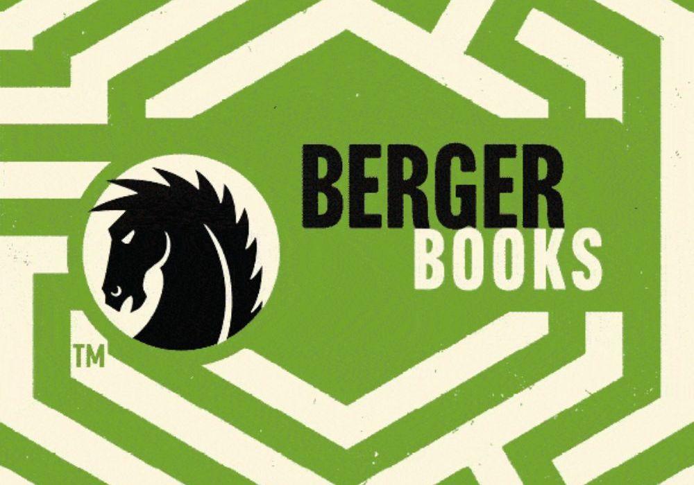 Berger Books Logo