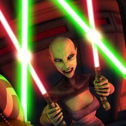 Star Wars the Clone Wars Cloak of Darkness