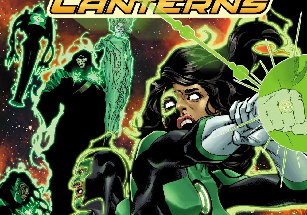 Green Lanterns 28 Featured