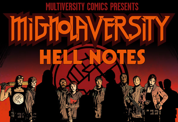 Hell Notes Logo