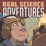 "Exclusive Preview: ""Real Science Adventures: The Flying She-Devils"" #4"