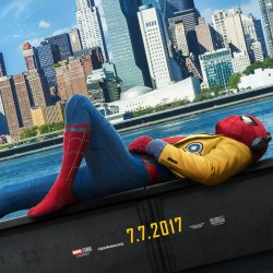 Spider-Man: Homecoming Poster Cropped