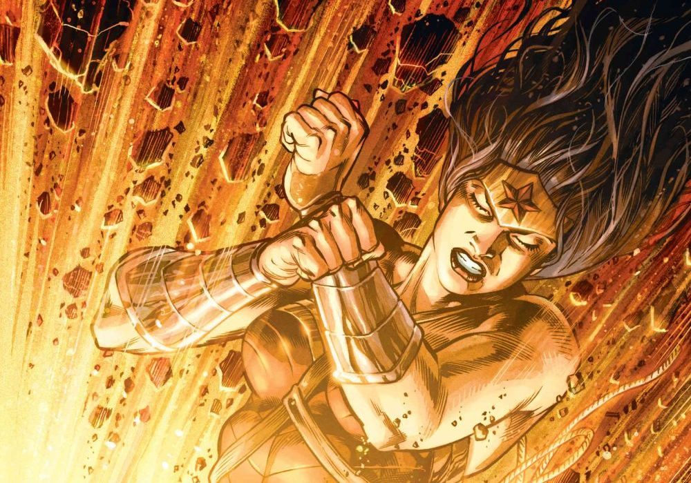 Wonder Woman 26 Featured