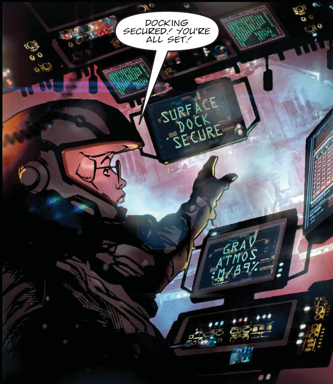 Multiver-City One: 2000 AD Prog 2043 – Signs Of The Times! – Multiversity  Comics