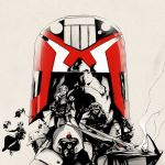 Exclusive: We Share Art from Jock, Michael Cho, and Charlie Adlard from 'Zarjaz! An Art Tribute to 40 Years of 2000AD'