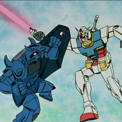 Mobile Suit Gundam Threat Of Zeon