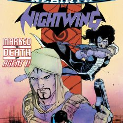 Nightwing 27 Featured
