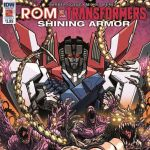 """Exclusive Preview: """"Rom Vs. Transformers: Shining Armor"""" #2"""