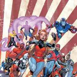 U.S.Avengers #9 Featured