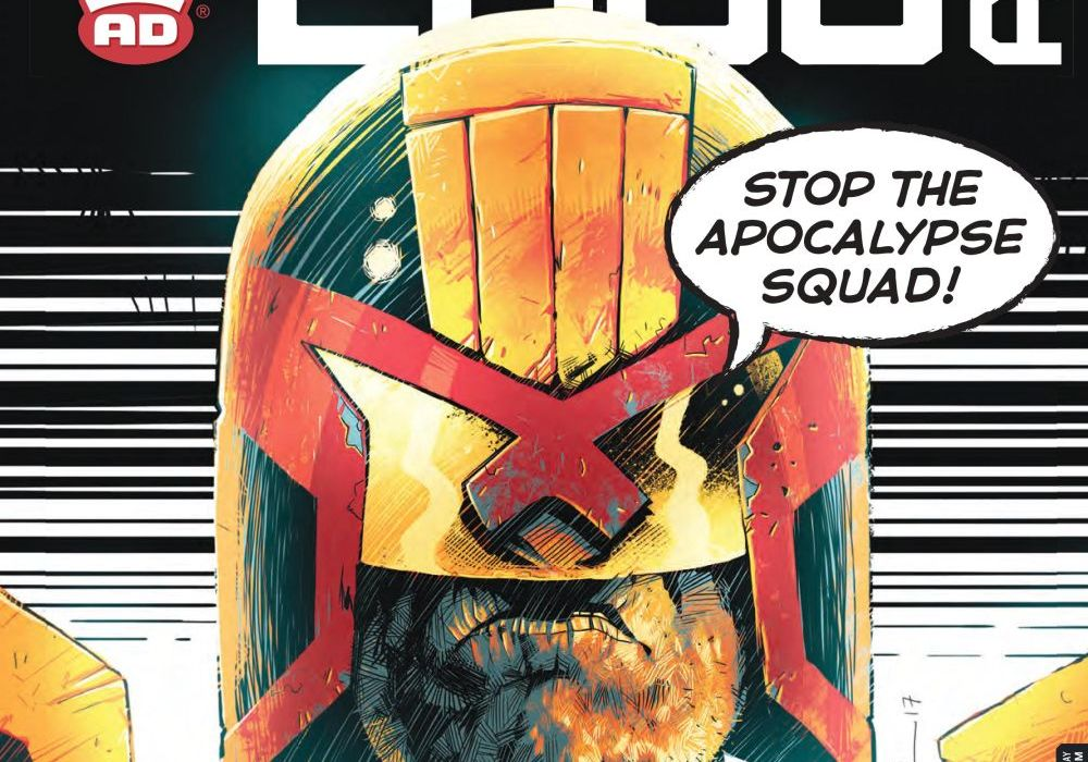 2000AD Prog 2048 Featured