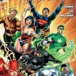 """""""Justice League (2011)"""" #1"""