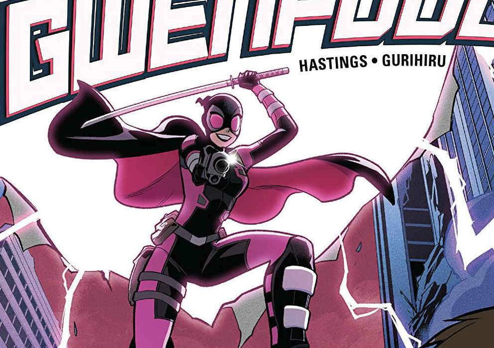 The Unbelievable Gwenpool #20