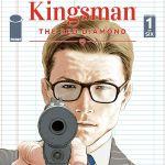 """""""Kingsman: The Red Diamond"""" #1"""