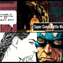 Super Comic Battle Wars #6