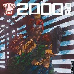 2000AD Prog 2051 Featured