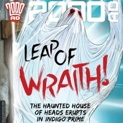 2000 AD 2053 Featured